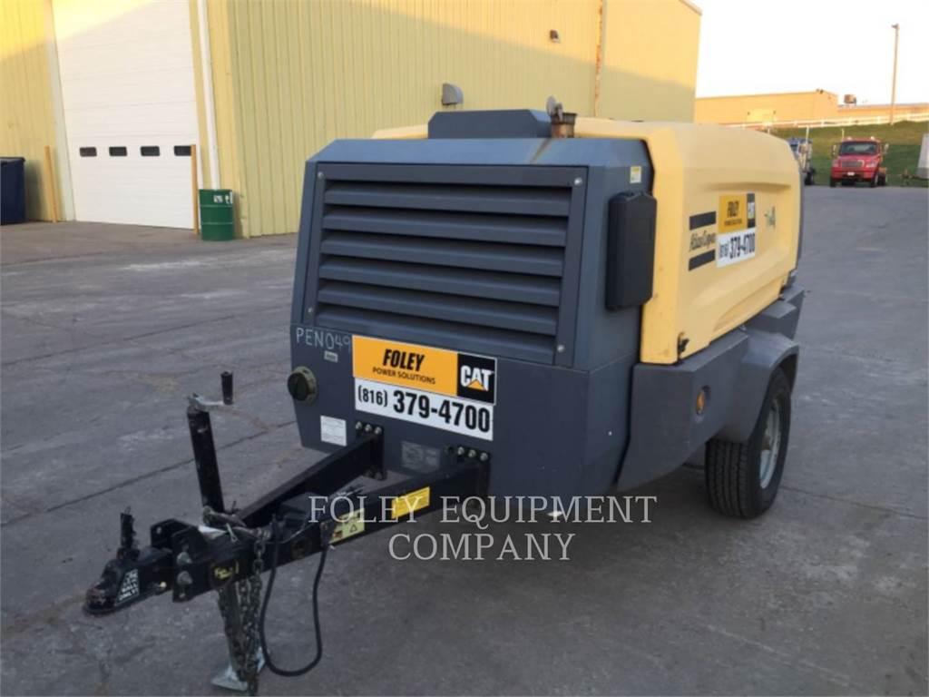 Atlas 400XAVS, Temperature Control, Construction
