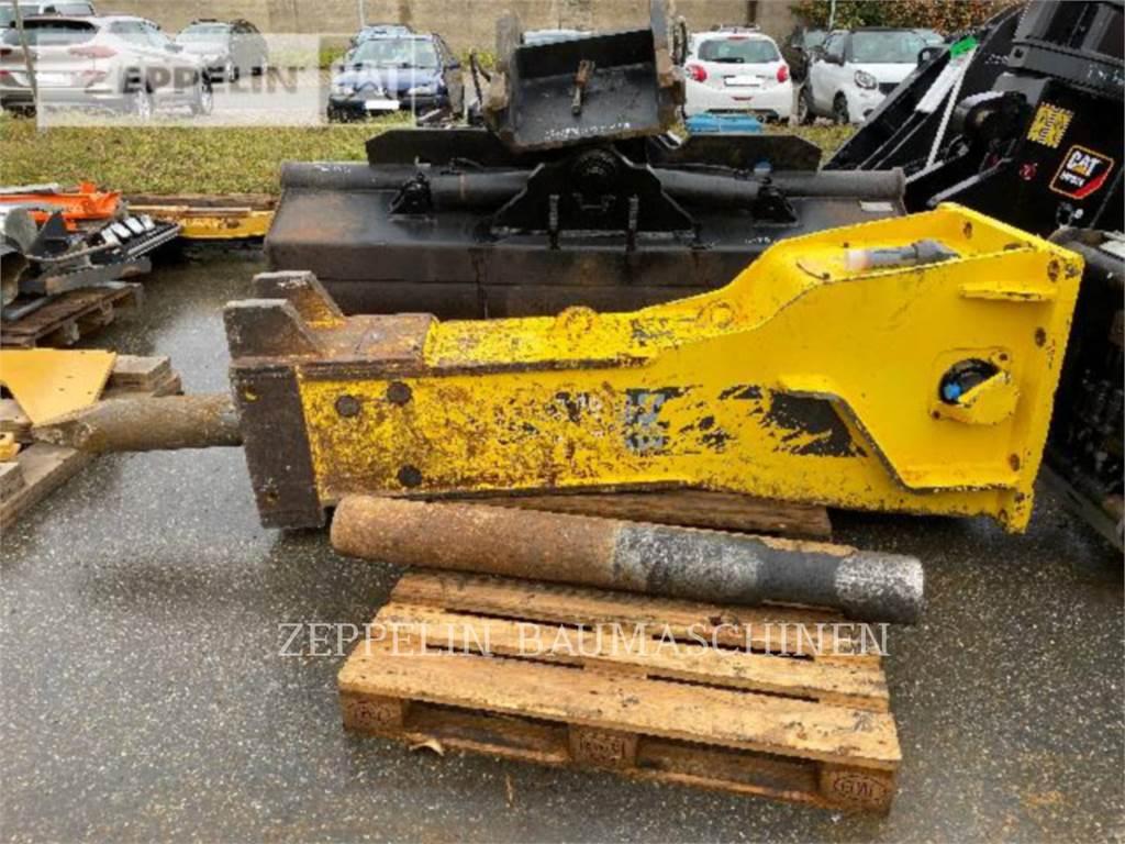 Atlas Copco HB3600 DUST HAMMER, hammer, Construction