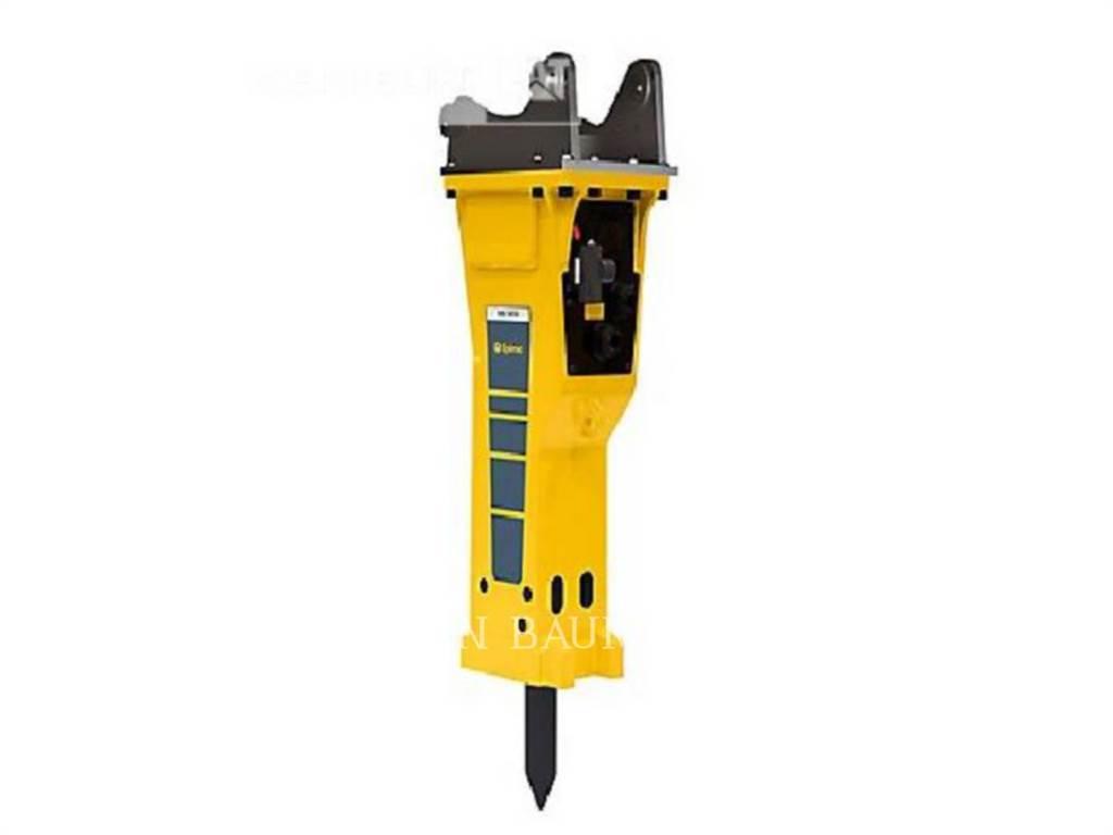 Atlas Copco MB1650 CLII HAMMER, martelo, Equipamentos Construção