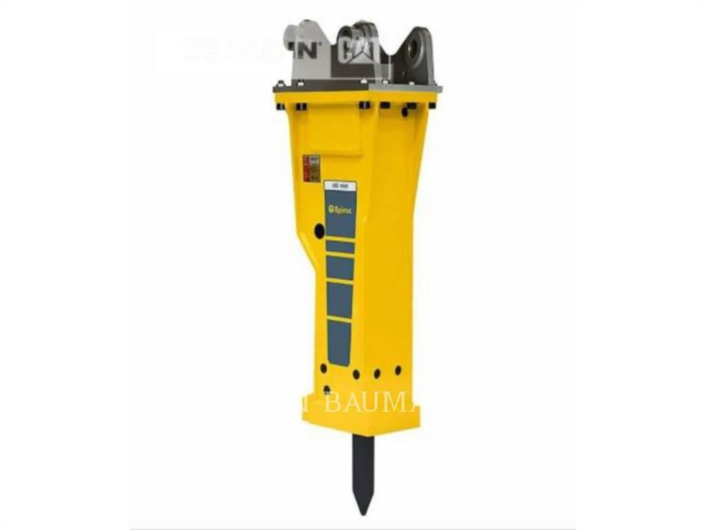 Atlas Copco MB1650 HYDR. HAMMER, hammer, Construction