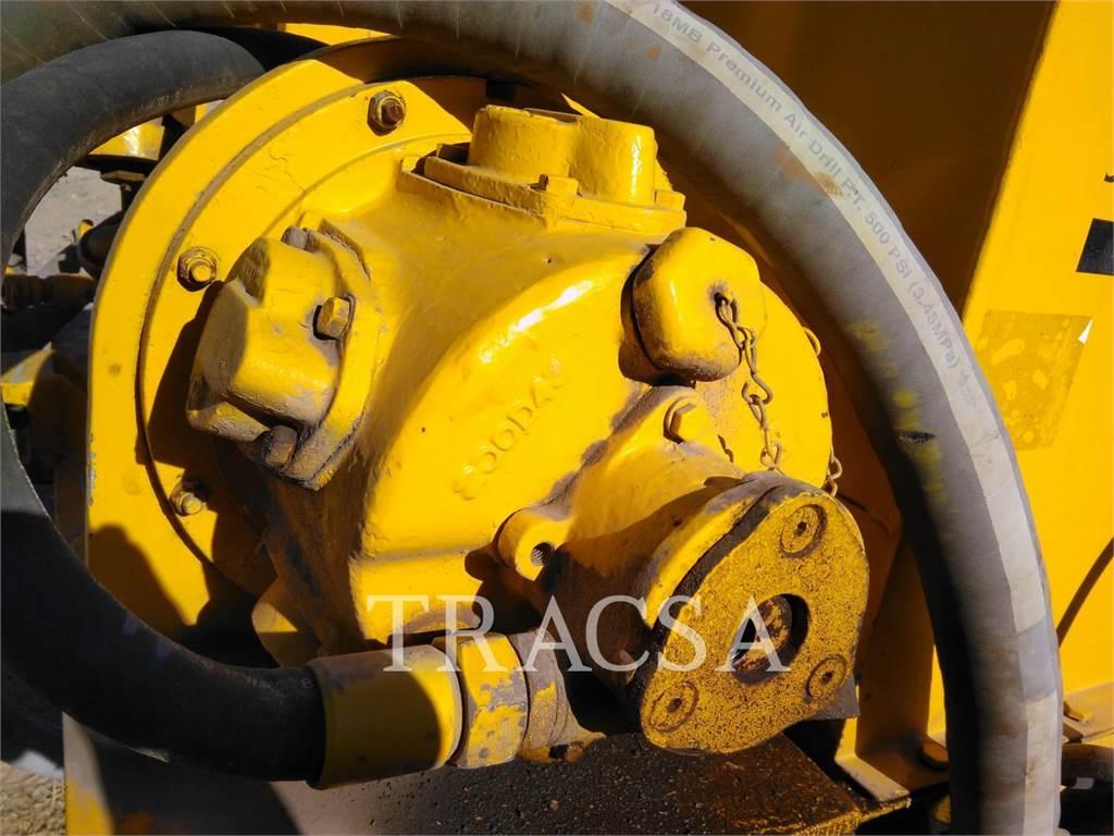 Atlas Copco ROC203, Punte pesanti, Attrezzature Da Costruzione