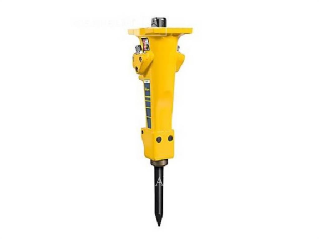 Atlas Copco SB102 HYDHAMMER MS03, herramienta de trabajo - martillo, Construcción