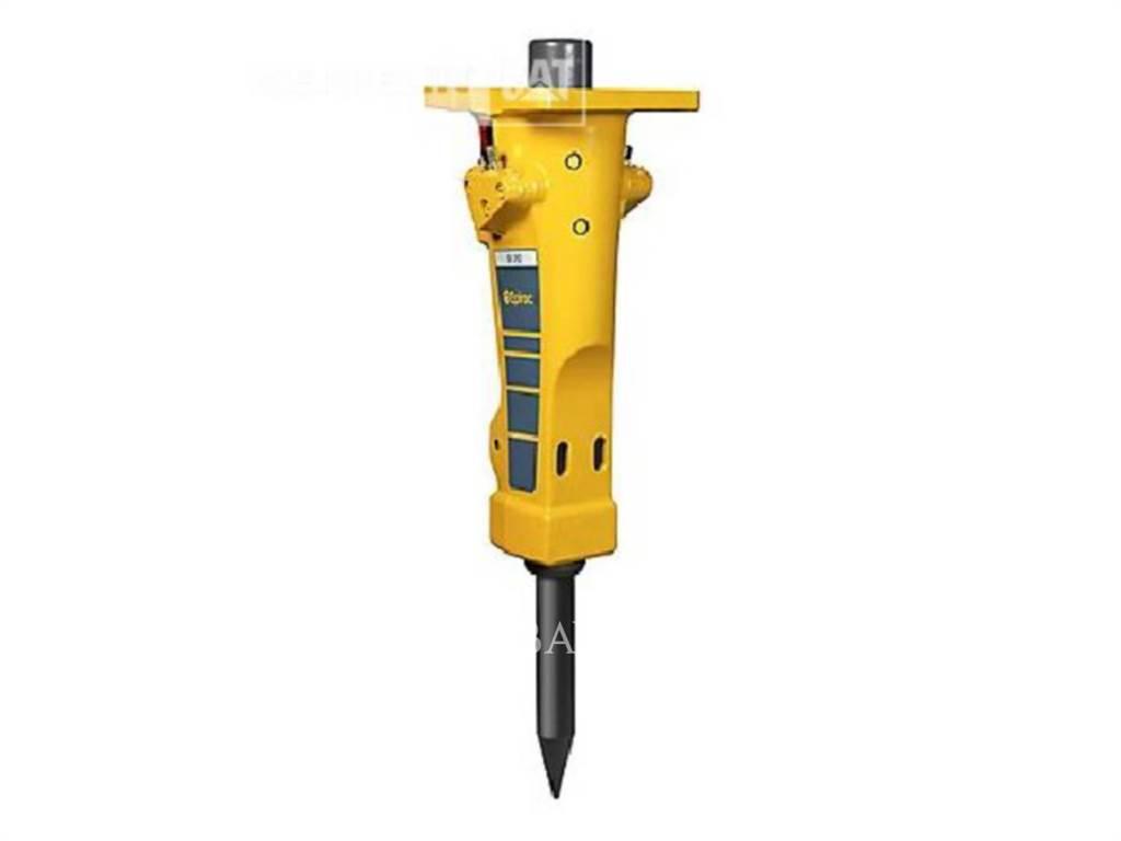 Atlas Copco SB202 HYDR. HAMMER, herramienta de trabajo - martillo, Construcción