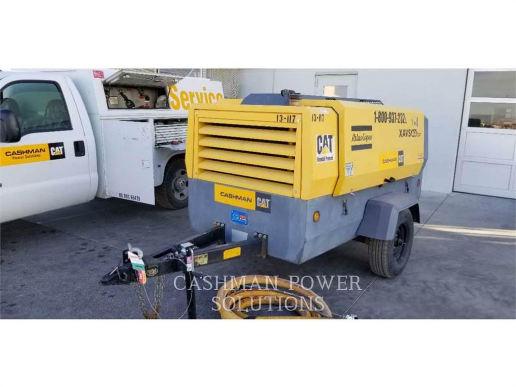Atlas Copco XAVS400, compresor aer, Constructii