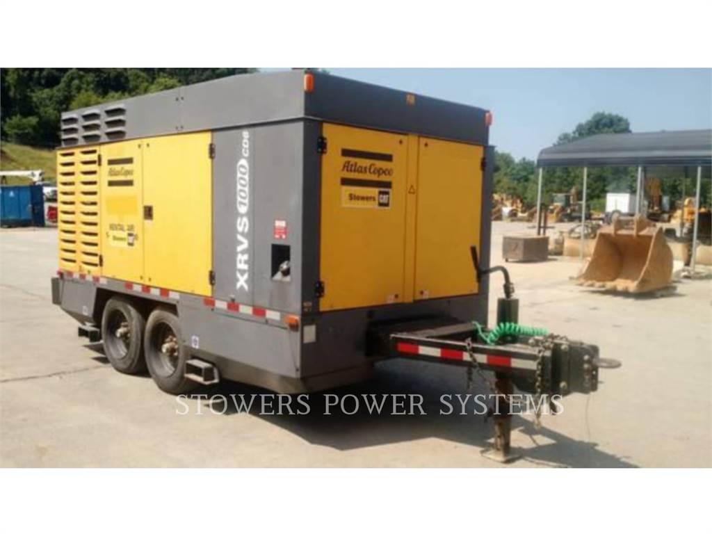 Atlas Copco XRVS1000, Temperature Control, Construction