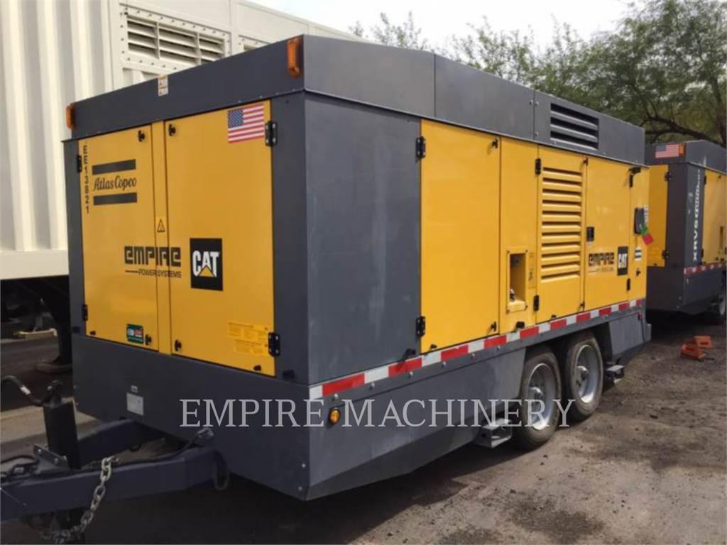 Atlas Copco XRVS1000CD, Compressed Air, Construction