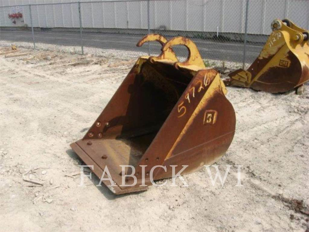Balderson (OBSOLETE) 315B, bucket, Construction