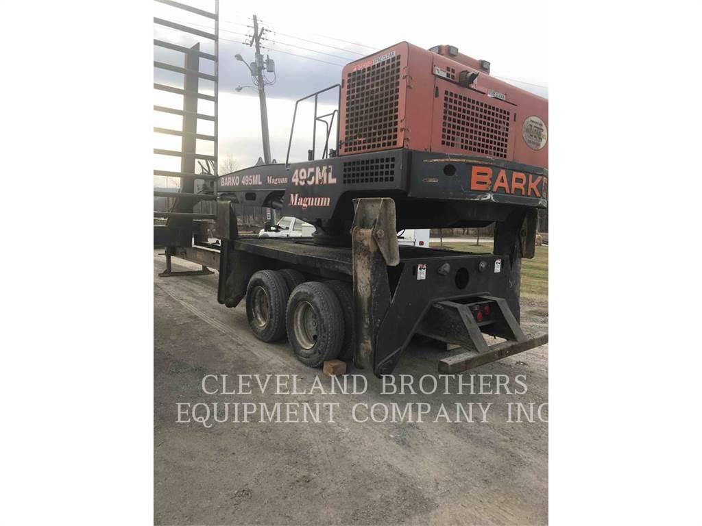 Barko 495ML MAGNUM, Knuckleboom loaders, Forestry Equipment