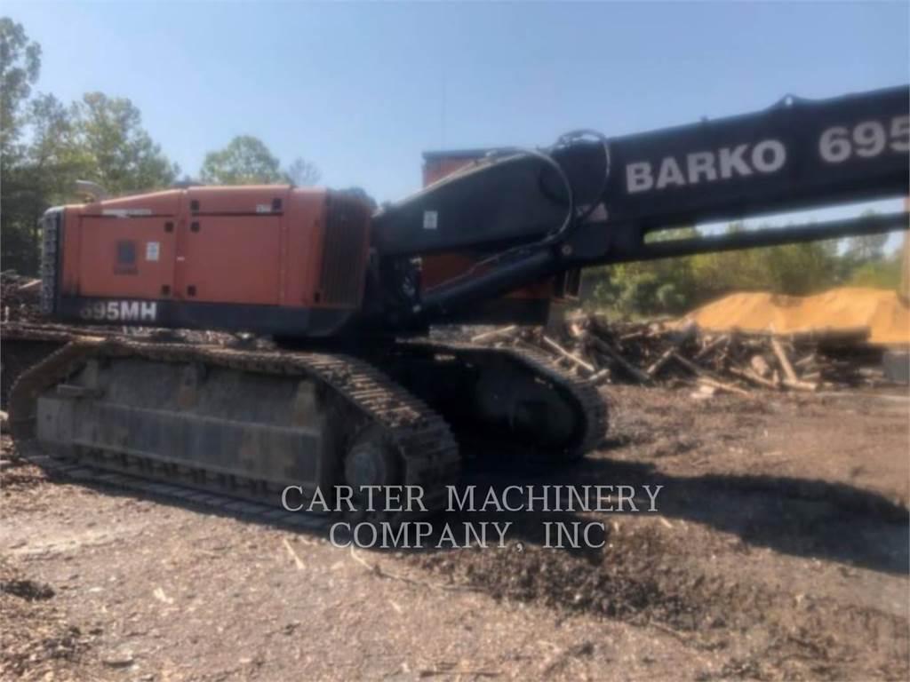 Barko 695MH, Лесопогрузчики, Лесотехника