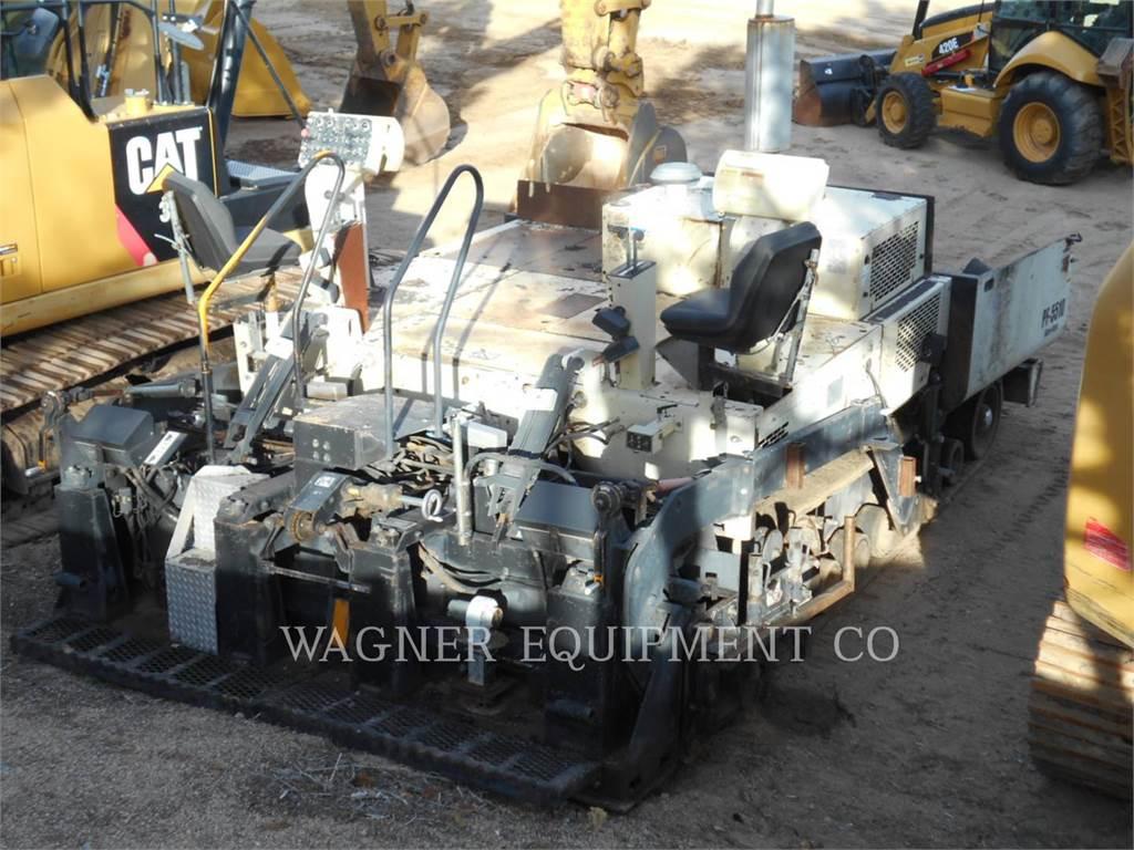 Blaw-Knox PF5510, Finisseur, Équipement De Construction