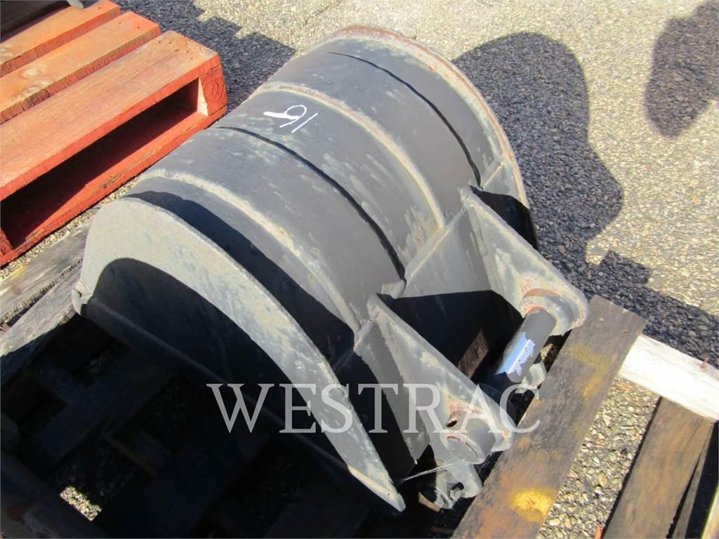 Bobcat 301.8, bucket, Construction