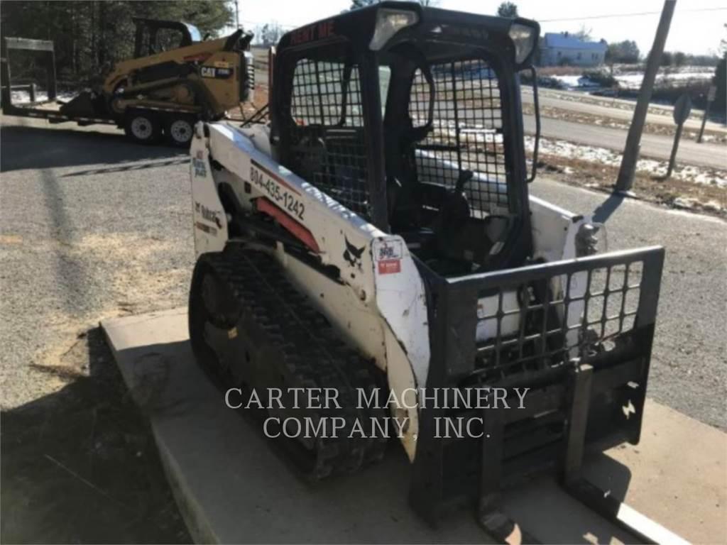 Bobcat BOB T550, Kompaktlader, Bau-Und Bergbauausrüstung