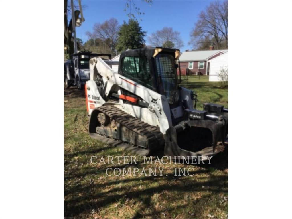 Bobcat BOB T650, Skid Steer Loaders, Construction