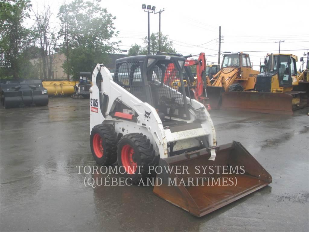 Bobcat S185, Kompaktlader, Bau-Und Bergbauausrüstung