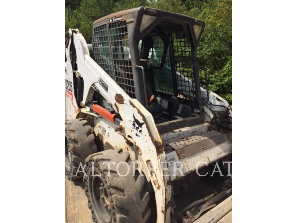 Bobcat S205, Skid Steer Loaders, Construction