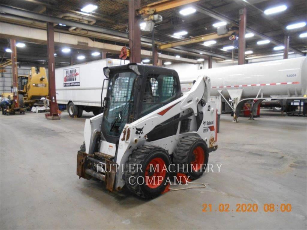 Bobcat S595, Skid Steer Loaders, Construction