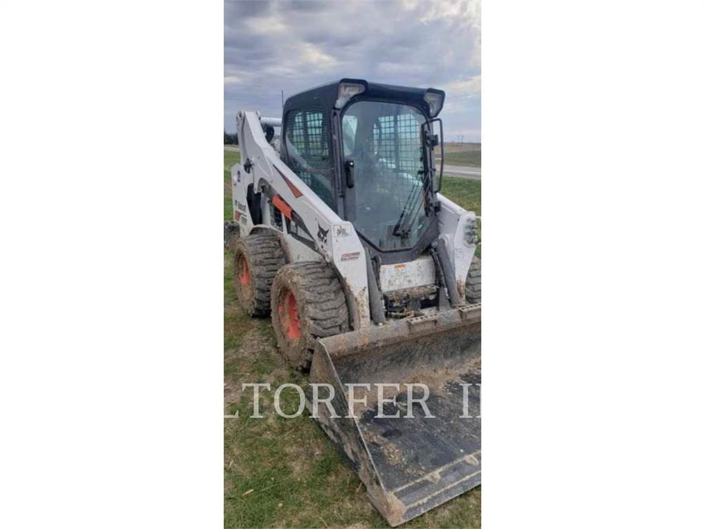 Bobcat S595, Skid Steer Loaders, Construction