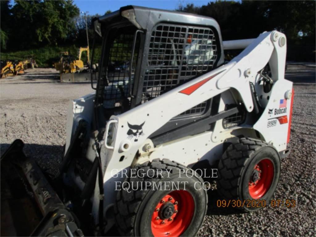 Bobcat S650 SSL, Skid Steer Loaders, Construction