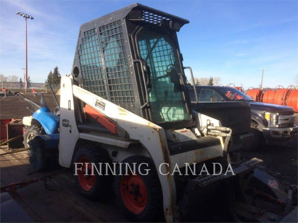 Bobcat S70, Skid Steer Loaders, Construction