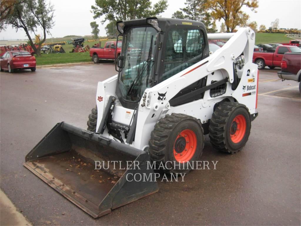 Bobcat S750, Kompaktlader, Bau-Und Bergbauausrüstung