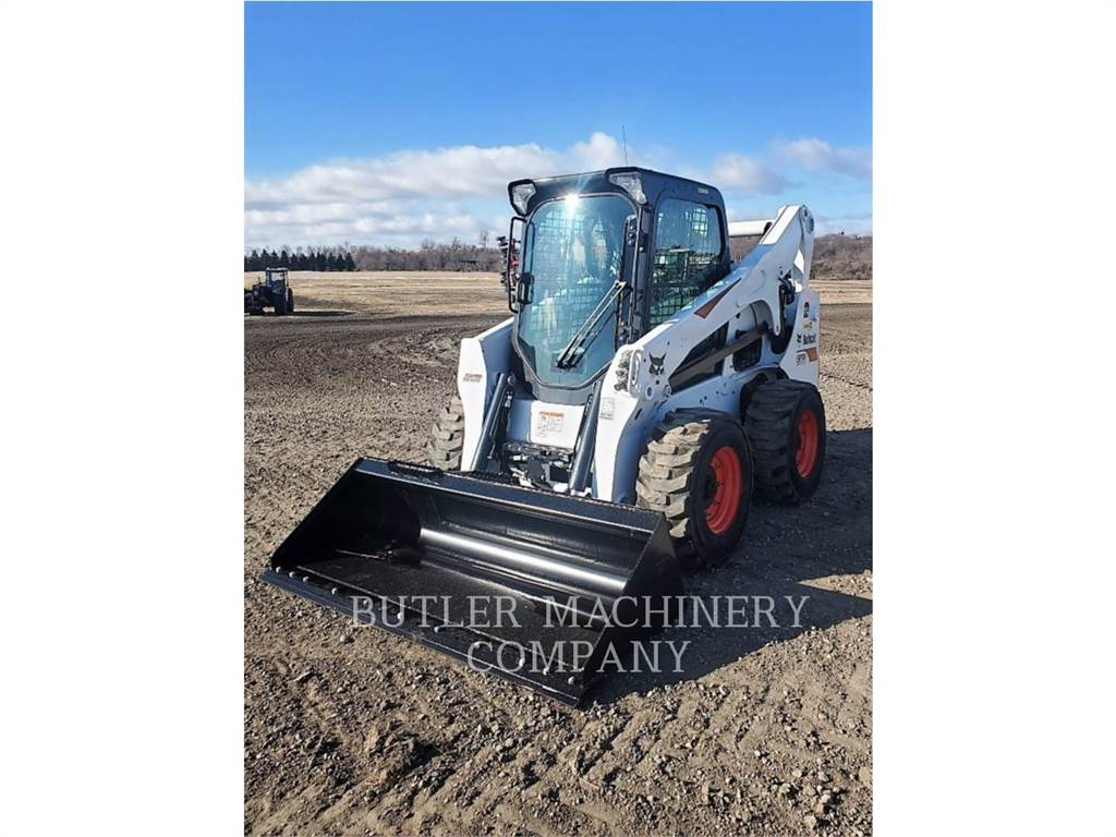 Bobcat S770, Skid Steer Loaders, Construction
