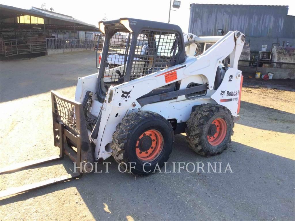 Bobcat S850 SSL, Skid Steer Loaders, Construction