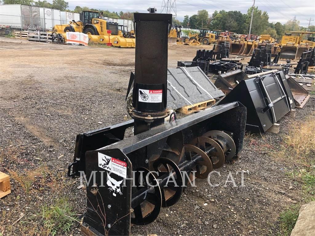 Bobcat SSL 60 SNOWBLOW, масса - уборка снега, Сельское хозяйство