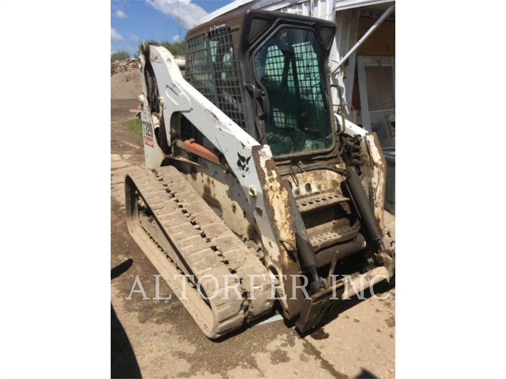 Bobcat T320, Skid Steer Loaders, Construction