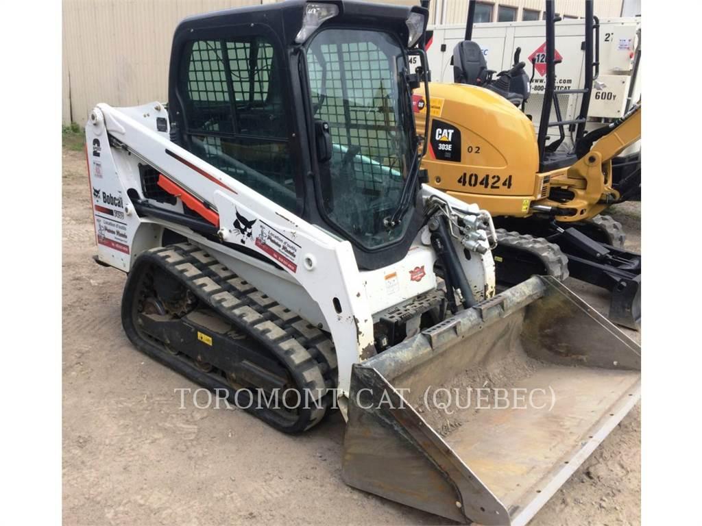 Bobcat T450, Chargeuse compacte, Équipement De Construction