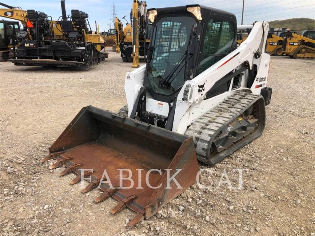 Bobcat T595, Chargeuse compacte, Équipement De Construction