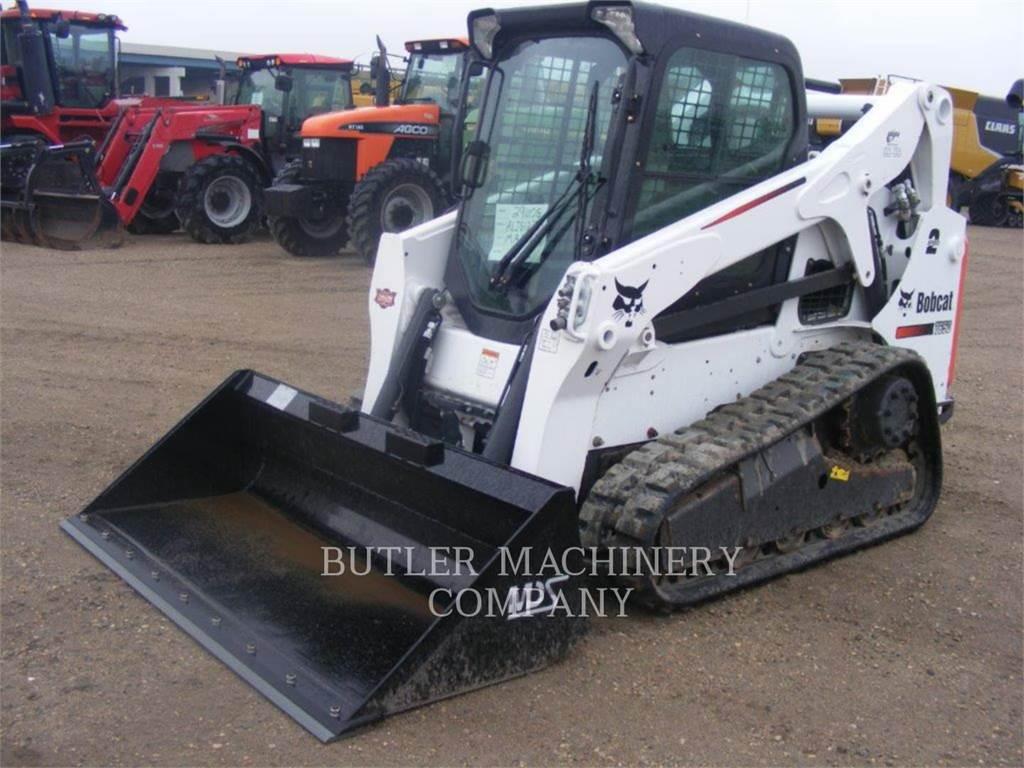 Bobcat T650, Minicargadoras, Construcción