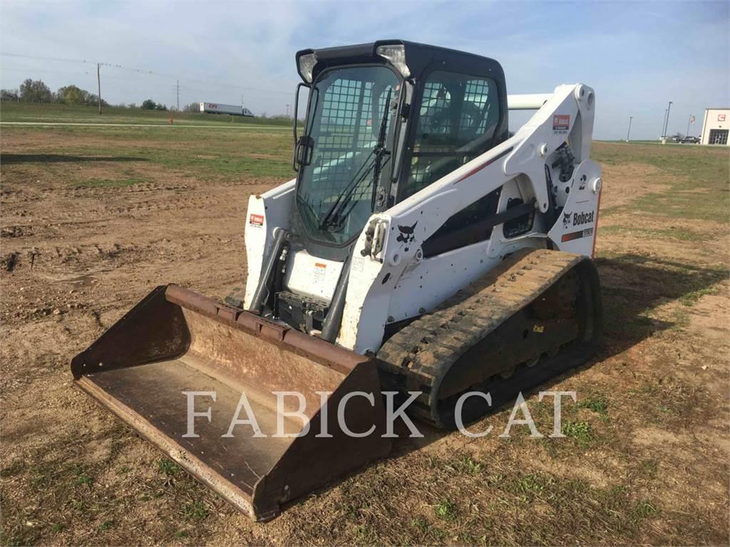Bobcat T650, Chargeuse compacte, Équipement De Construction