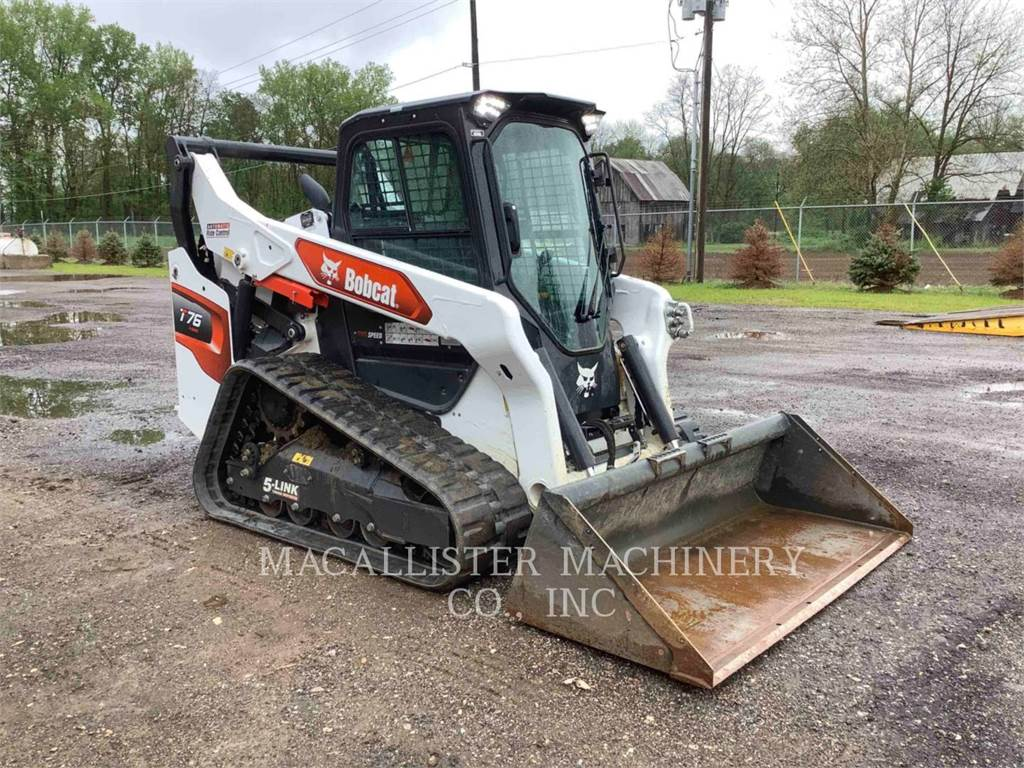 Bobcat T76, Skid Steer Loaders, Construction