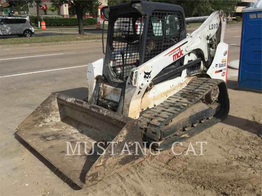 Bobcat T770, Chargeuse compacte, Équipement De Construction