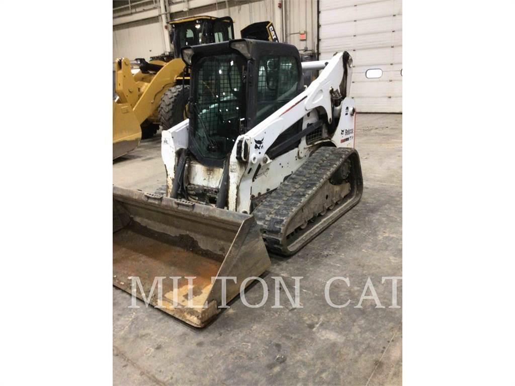 Bobcat T770, track loaders, Construction