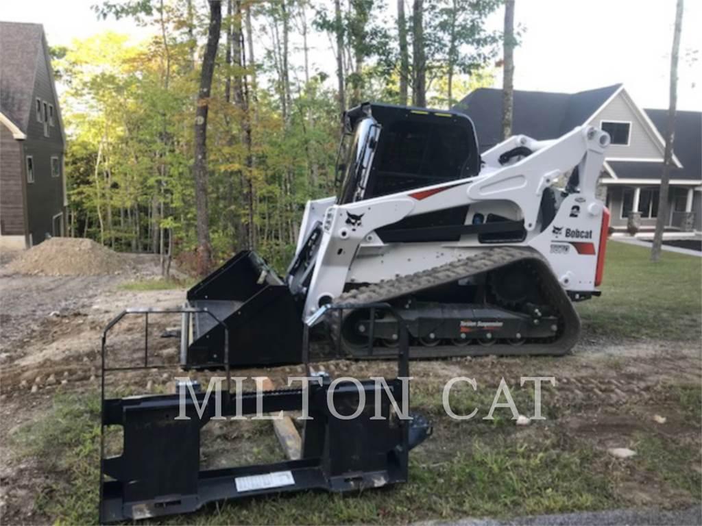 Bobcat T870, Kompaktlader, Bau-Und Bergbauausrüstung