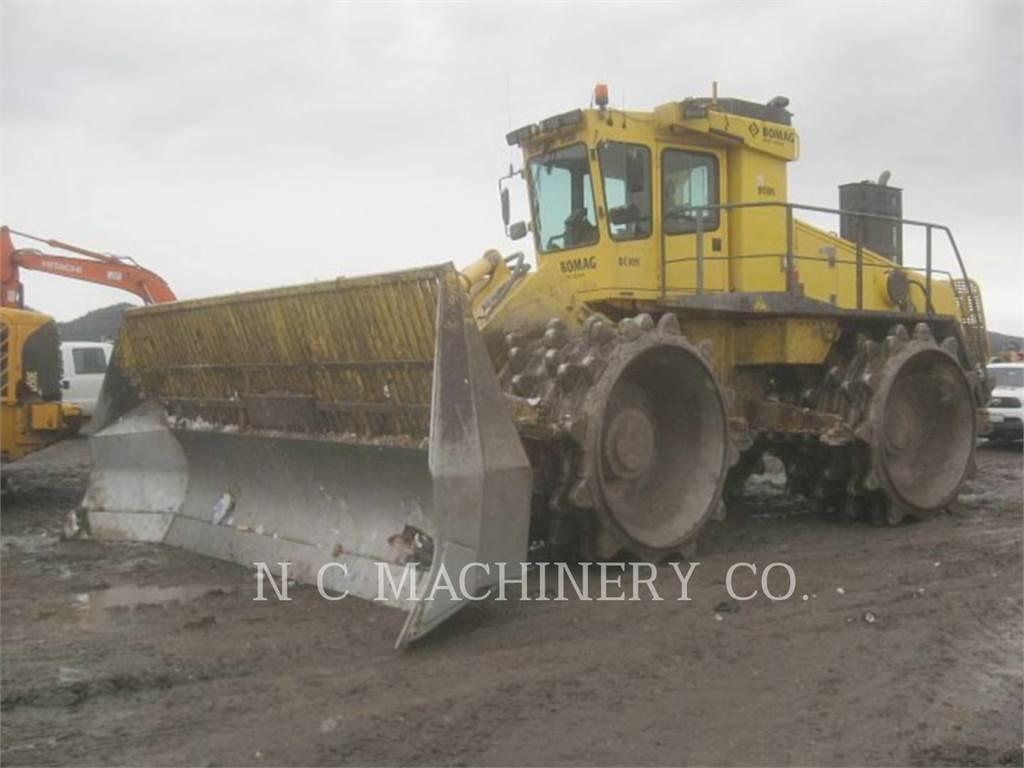 Bomag BC572-1172, Planierraupen, Bau-Und Bergbauausrüstung