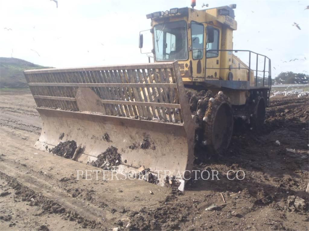 Bomag BD772, Compactors, Bouw