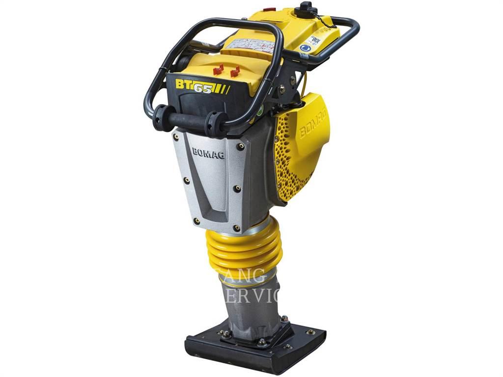 Bomag BT65, Compactors, Construction