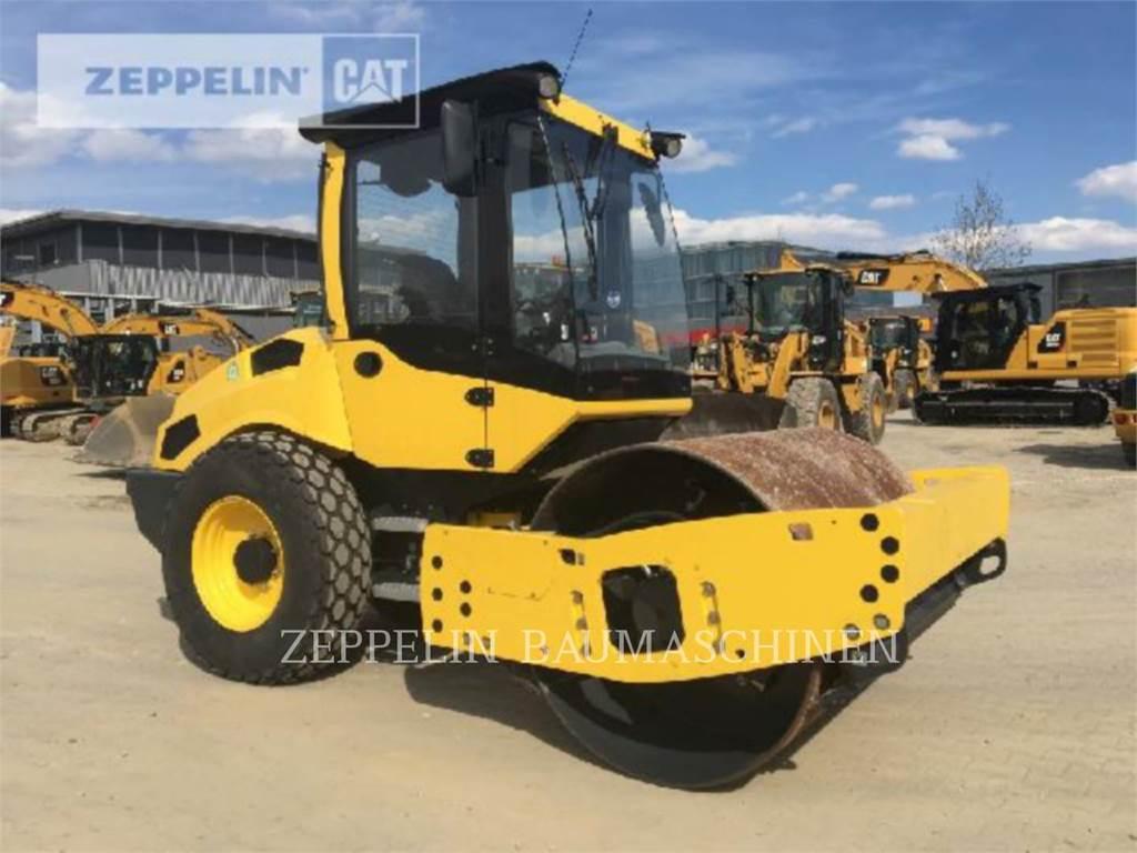 Bomag BW177D, Soil Compactors, Construction
