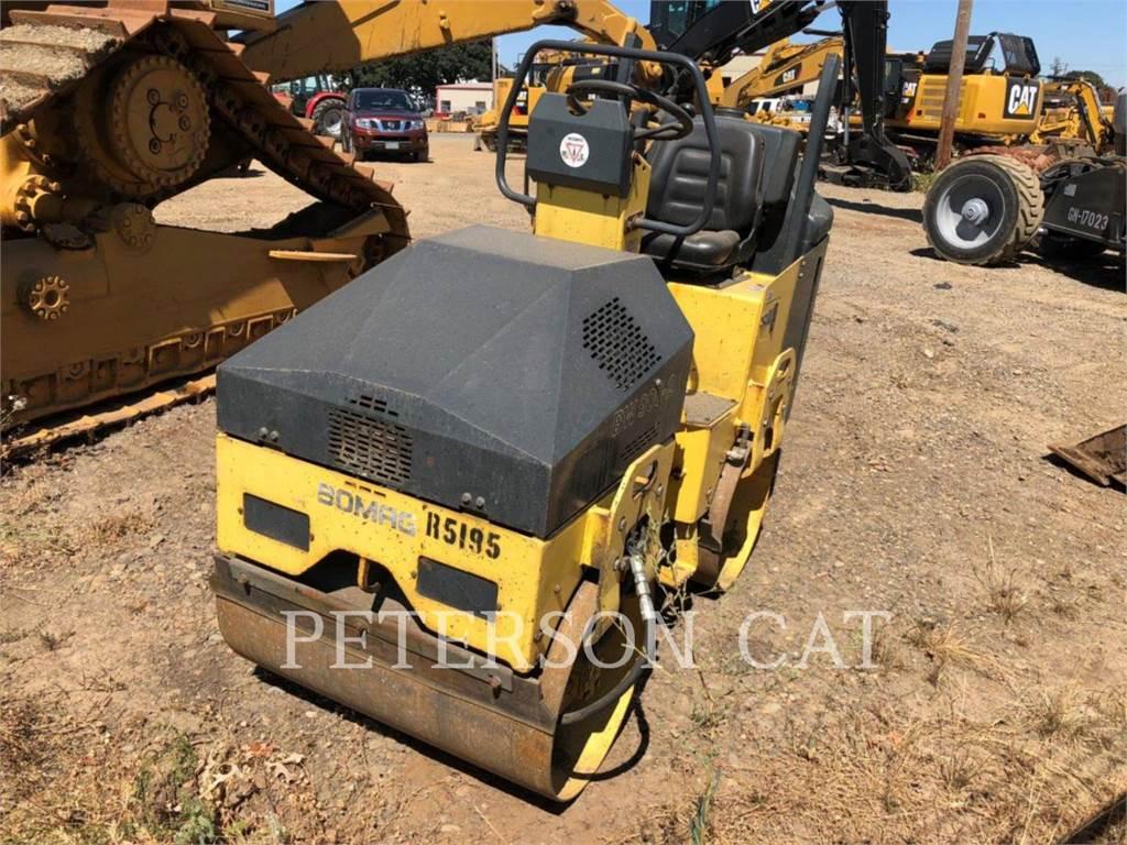 Bomag BW900-2, Rouleaux tandem, Équipement De Construction