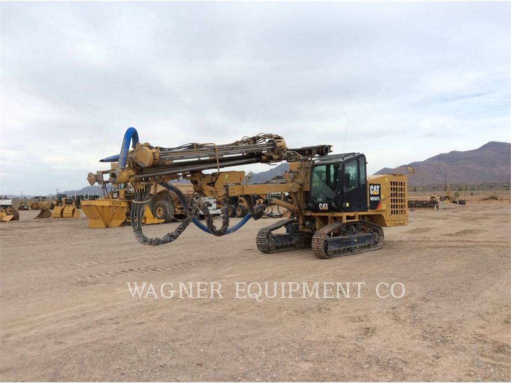 Bucyrus-Erie MD5075, large mining product, Construction