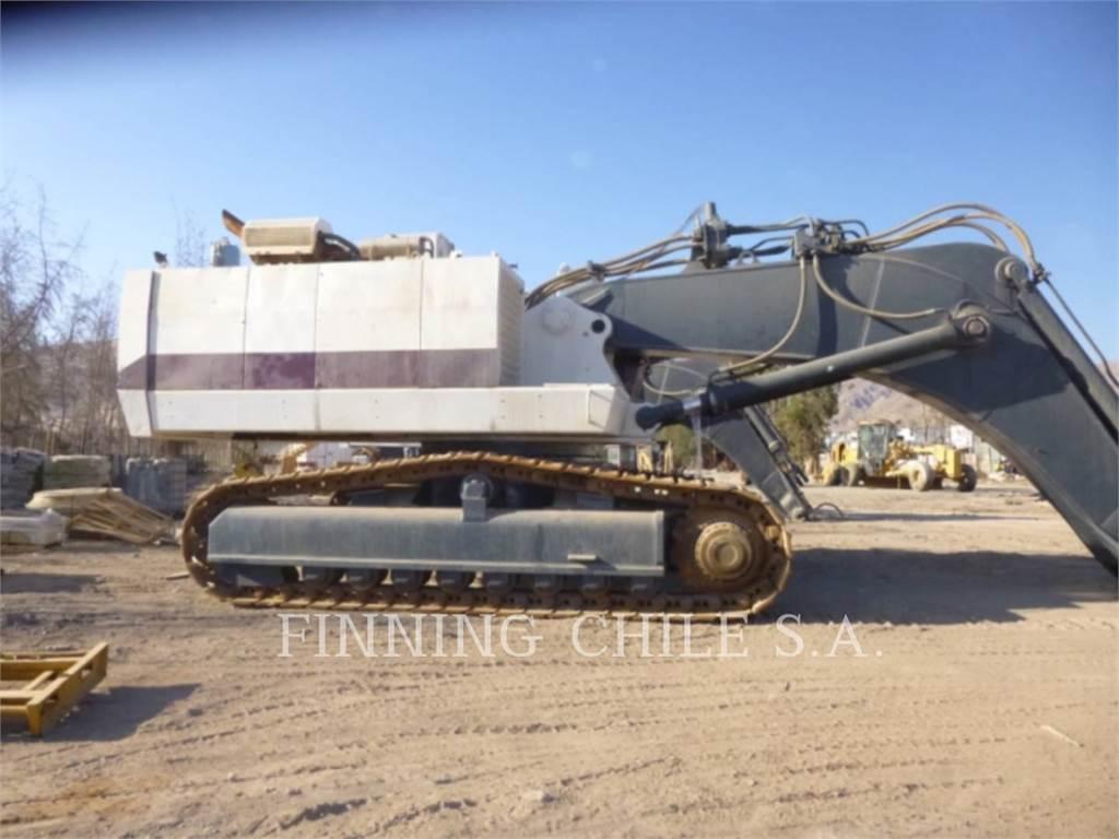 Bucyrus-Erie RH40E, Pelle sur chenilles, Équipement De Construction