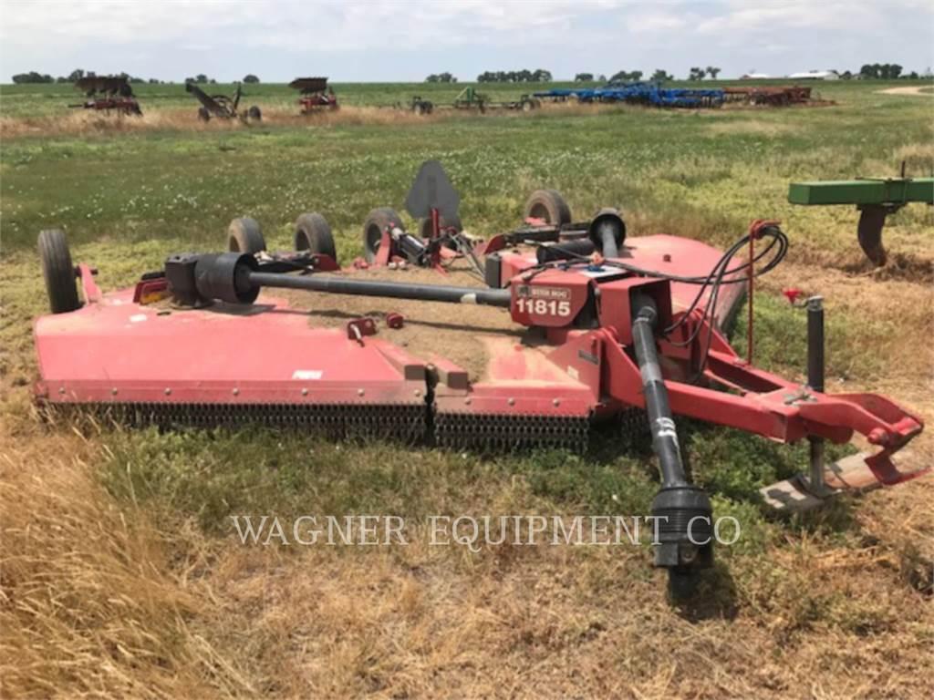 Bush Hog MOWERS 11815, ag - mähgerät, Landmaschinen