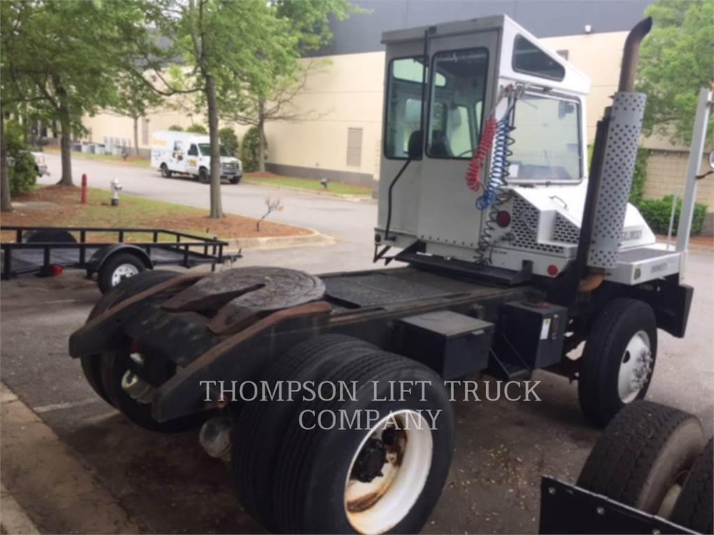 Capacity YARD JOCKEY TJ5000, Articulated Dump Trucks (ADTs), Construction