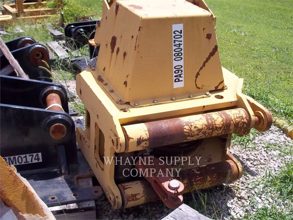 Carco PA90 WINCH C89, Winches, Forestry Equipment