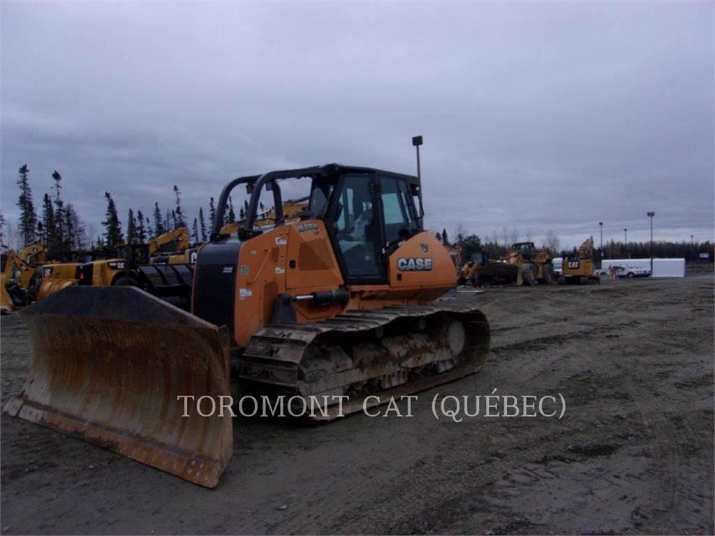 CASE 1650 M LGP, Buldozere, Constructii