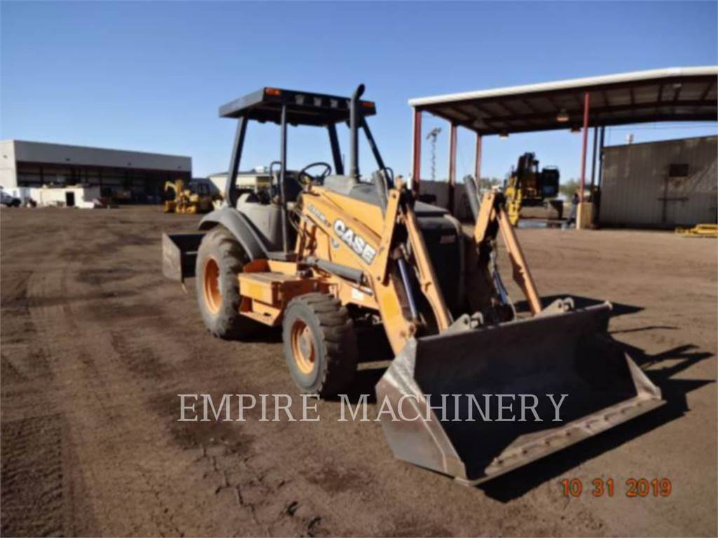 CASE 570NEP, Wheel Loaders, Construction