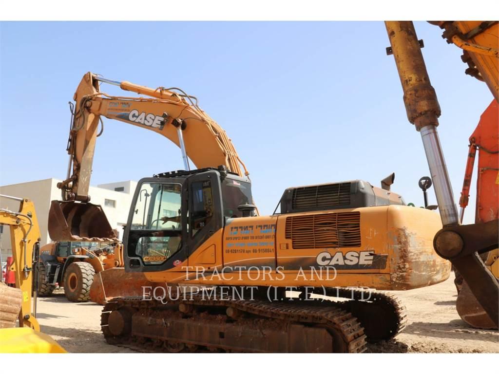 CASE | CX350, Pelle sur chenilles, Équipement De Construction