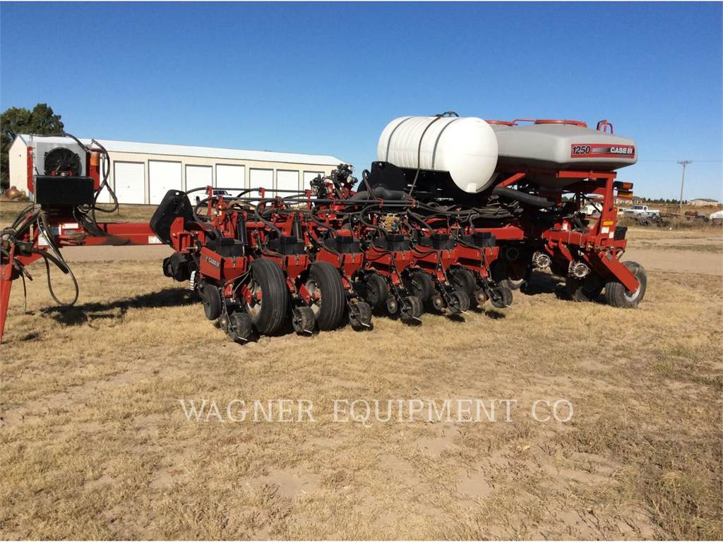 Case IH 1250, planting equipment, Agriculture
